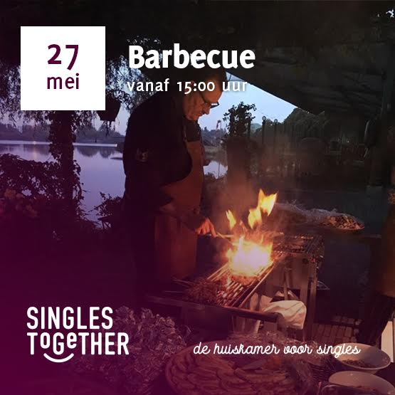 Singles Together – Lente barbecue