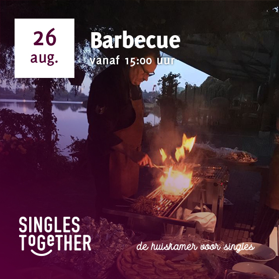 Singles Together – Zomer barbecue